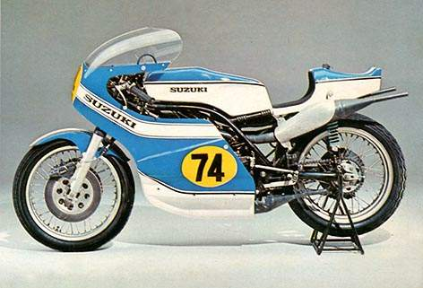Suzuki RG 500 / X14 1974-75 For Sale Specifications, Price and Images