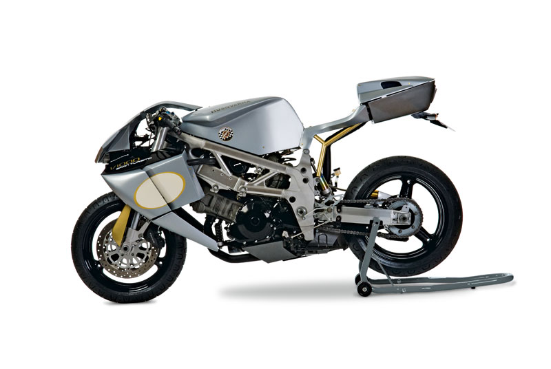 MarcusMotoDesign Husqvarna  V1000 Gran Turismo Concept Bike For Sale Specifications, Price and Images