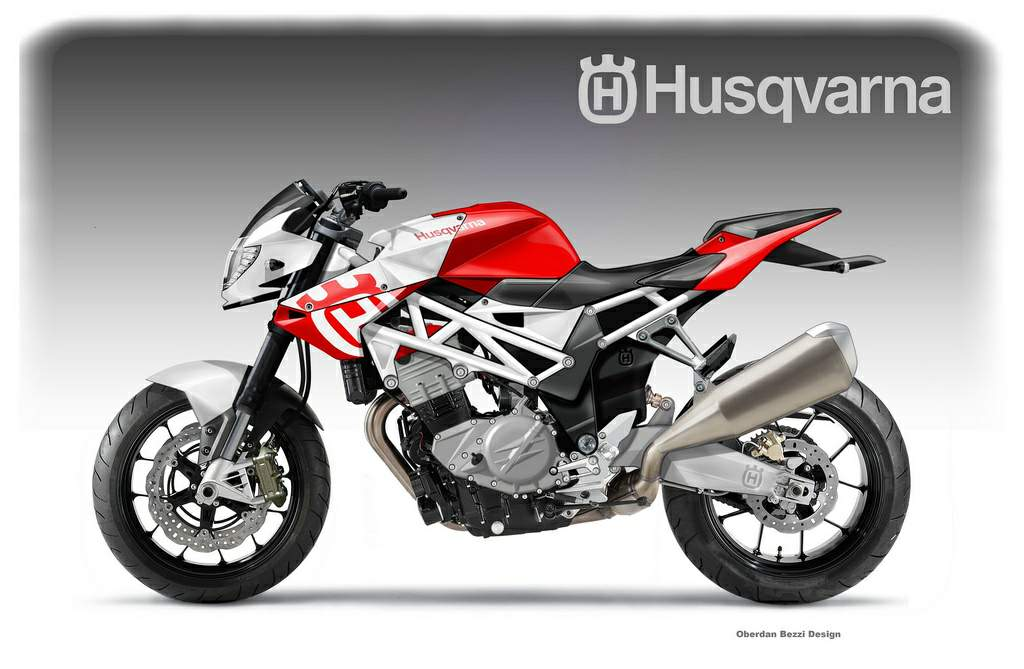 Husqvarna 900 Street One by Oberdan Bezzi For Sale Specifications, Price and Images