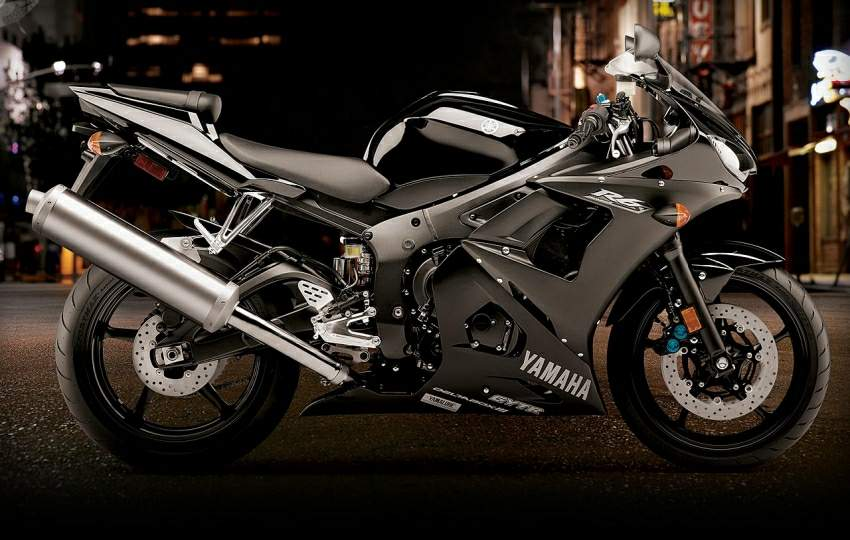 Yamaha YZF 600 R6S For Sale Specifications, Price and Images