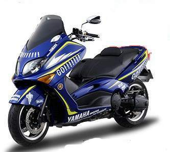 Yamaha XP 500 T-Max MotoGP Replica For Sale Specifications, Price and Images