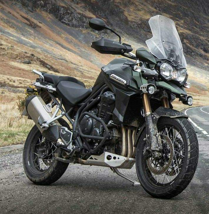 Triumph Tiger 1200 Explorer XC For Sale Specifications, Price and Images