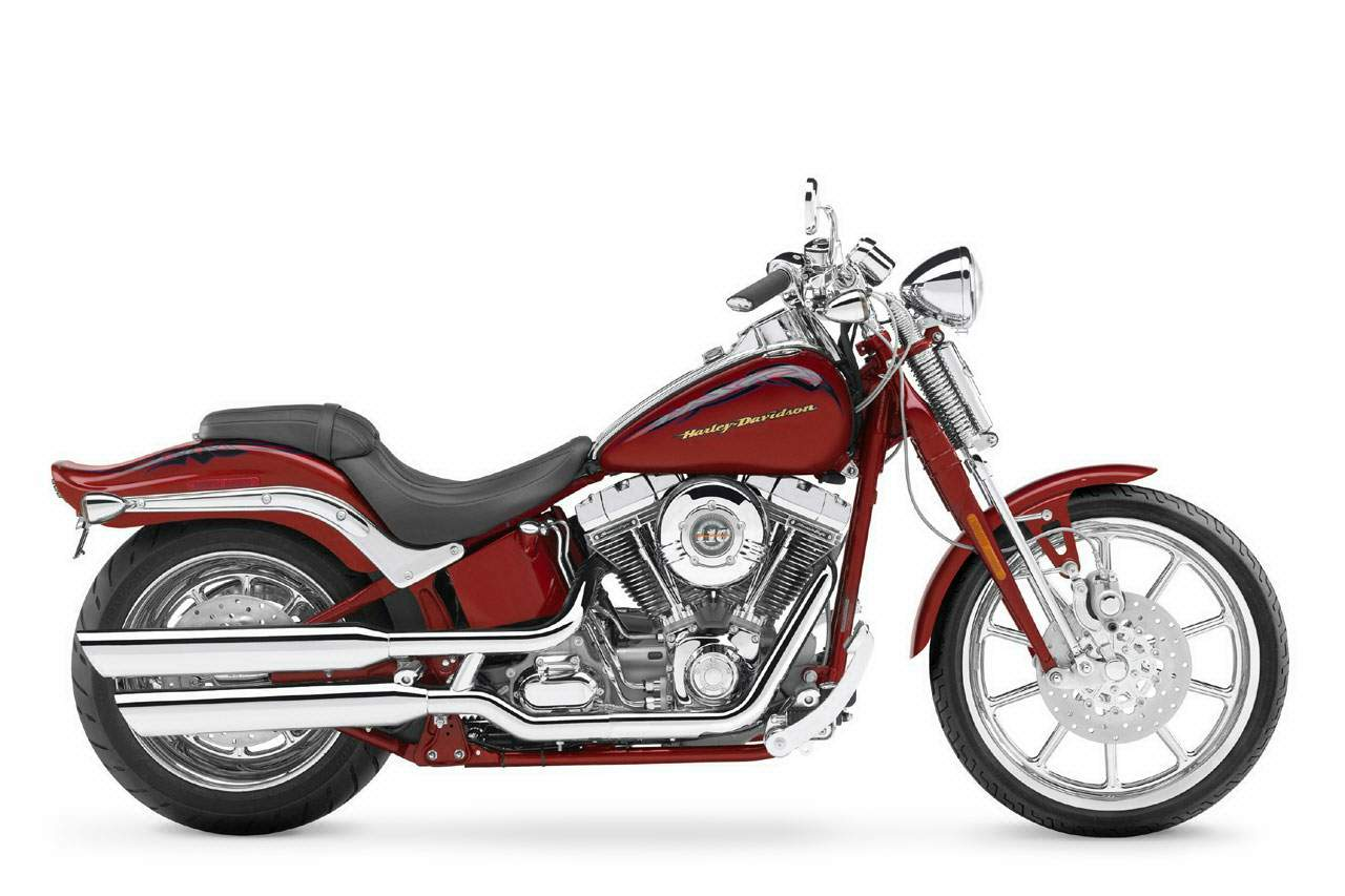 FXSTS-SE Screamin' Eagle Softail Springer For Sale Specifications, Price and Images