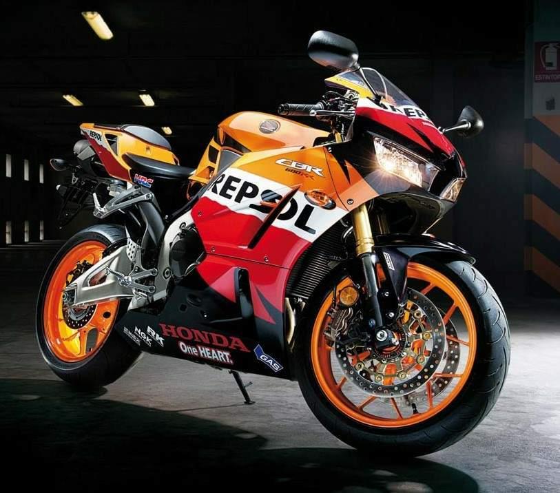 Honda CBR 600RR Repsol