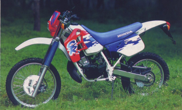 Honda CRM 125R For Sale Specifications, Price and Images