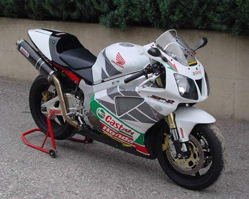 Honda VTR 1000  RC51 SP2 Castrol Replica For Sale Specifications, Price and Images