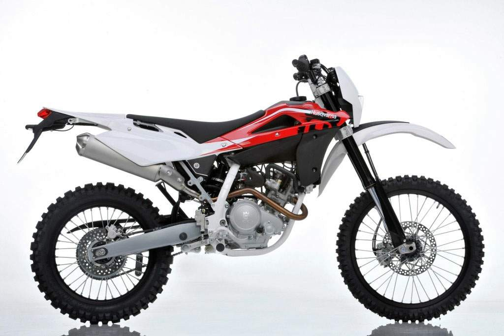 Husqvarna SMS 125 For Sale Specifications, Price and Images