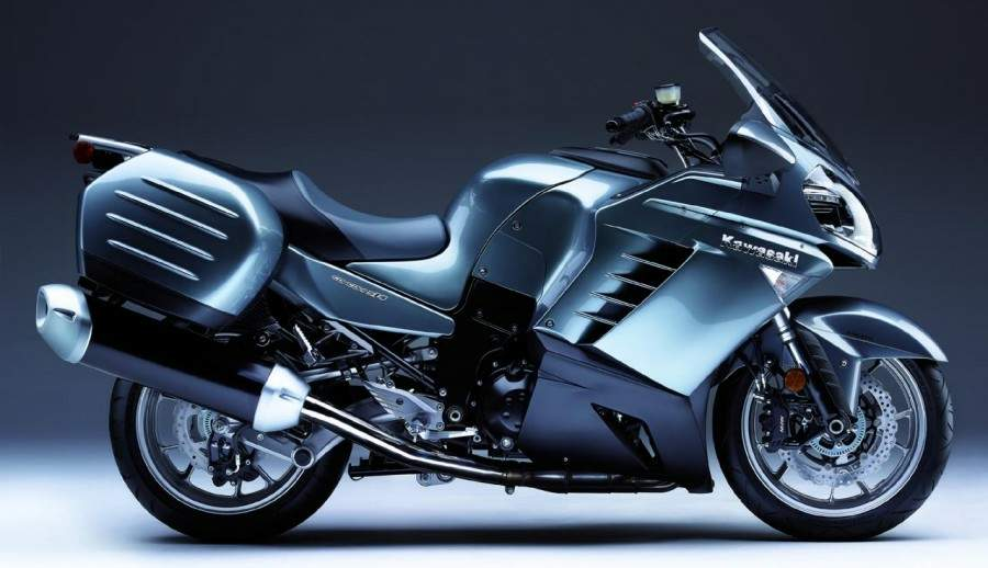Kawasaki GTR 1400  Concours 14 For Sale Specifications, Price and Images