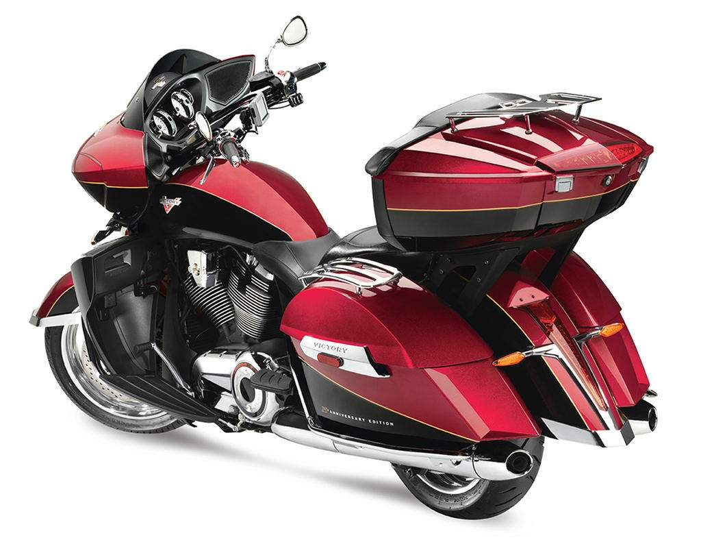 Victory Cross Country Tour 15th  Anniversary Limited Edition For Sale Specifications, Price and Images