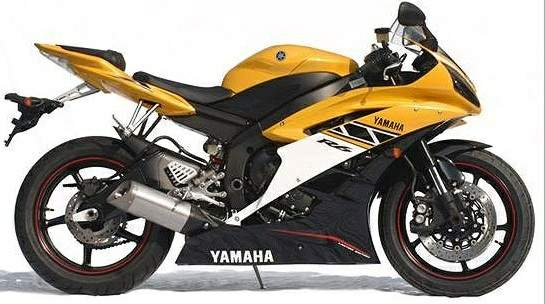 Yamaha YZF 600 R6 Special      Edition For Sale Specifications, Price and Images
