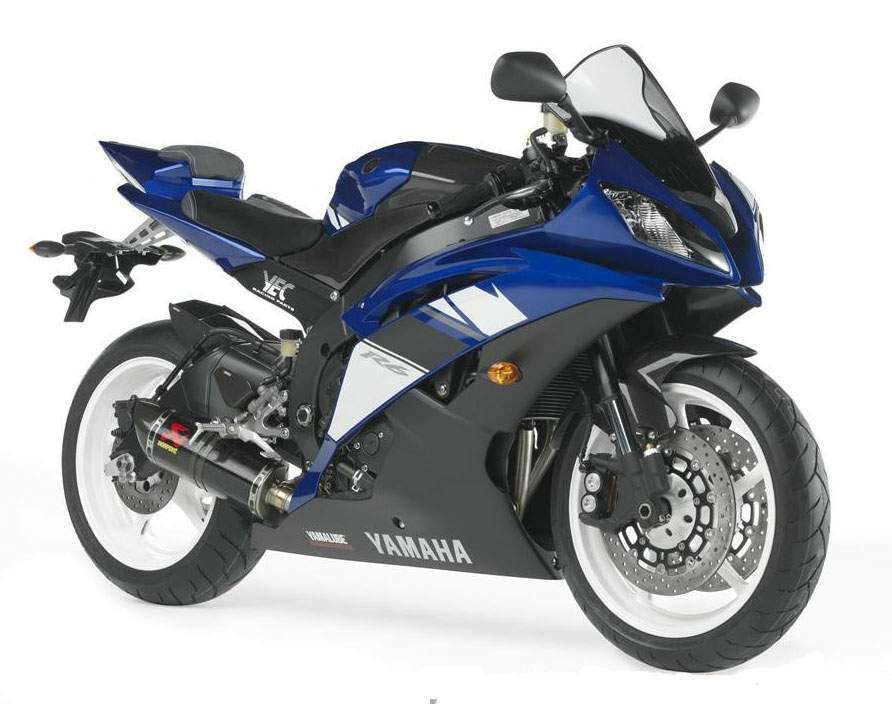 Yamaha YZF-R6 Champions Edition For Sale Specifications, Price and Images