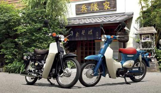 Honda C50 Super Cub For Sale Specifications, Price and Images