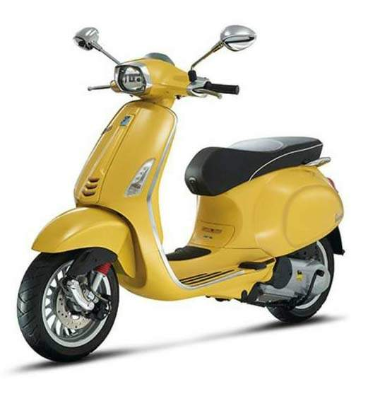 Vespa Sprint 150 For Sale Specifications, Price and Images