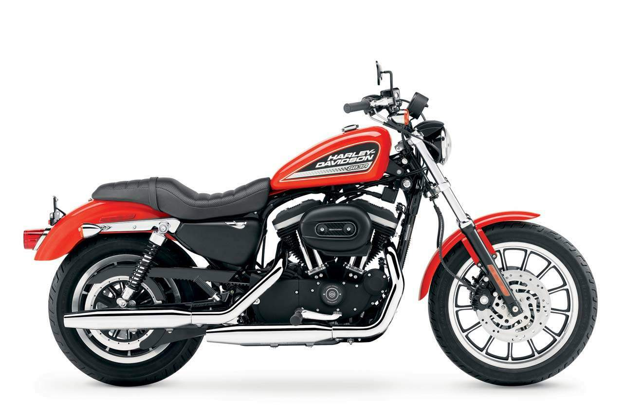 XL 883R Sportster For Sale Specifications, Price and Images