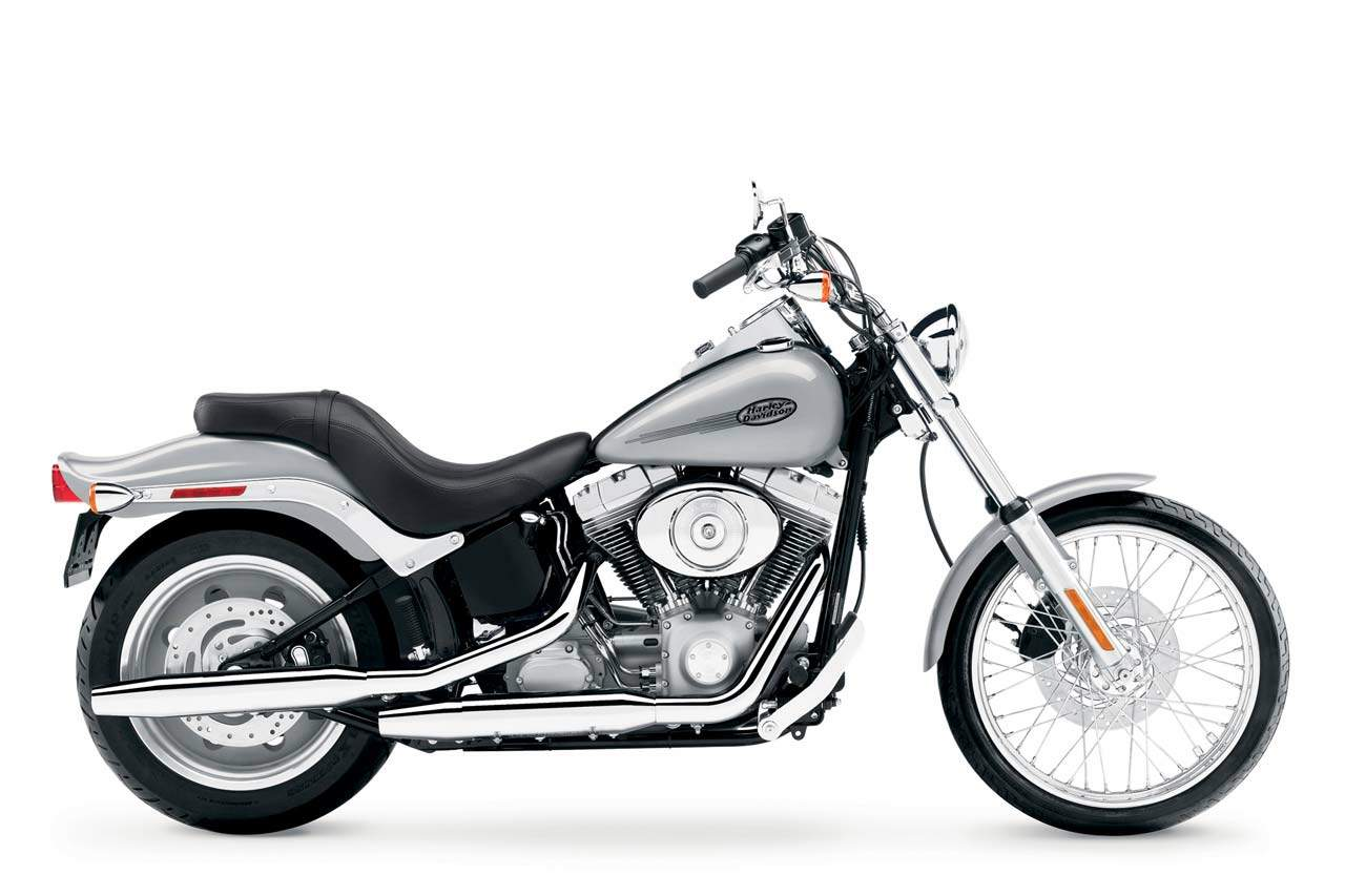 FXST/I Softail Standard For Sale Specifications, Price and Images