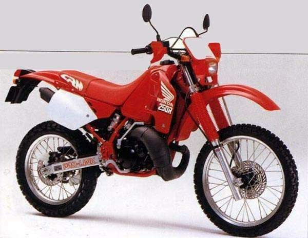 Honda CRM 250R For Sale Specifications, Price and Images