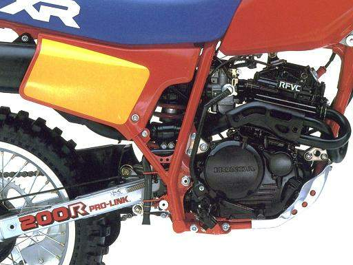 Honda XR 200R For Sale Specifications, Price and Images