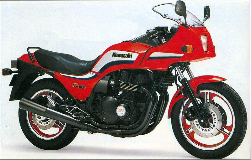 Kawasaki GPz 1100 / ZX1100 A-1 For Sale Specifications, Price and Images