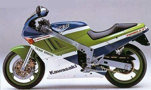 Kawasaki ZX-4 F3 For Sale Specifications, Price and Images