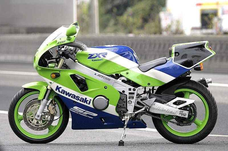 Kawasaki ZX-R 400-SP For Sale Specifications, Price and Images
