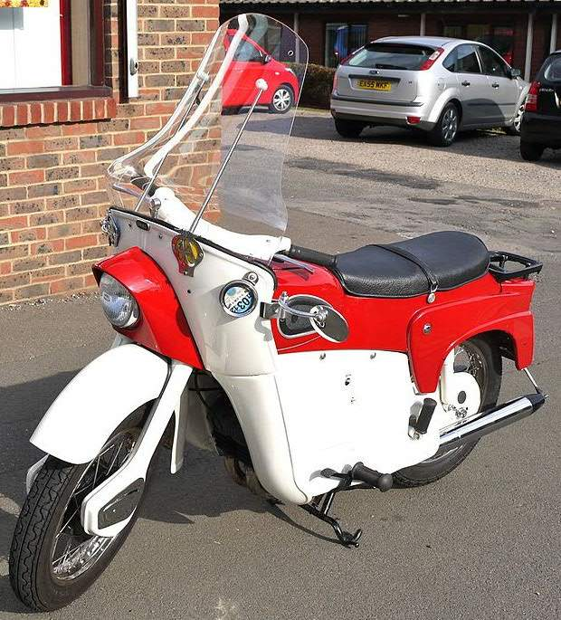 Ariel Arrow Super Sport 250 For Sale Specifications, Price and Images