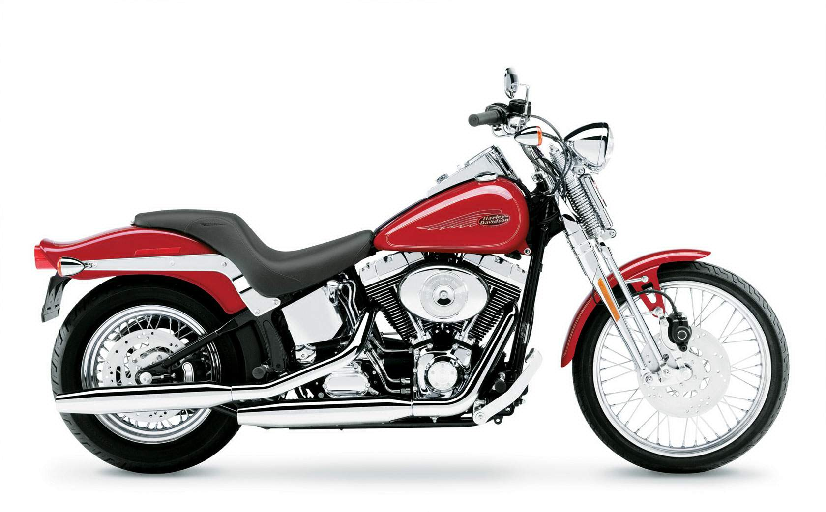 FXSTS/I Softail Springer For Sale Specifications, Price and Images