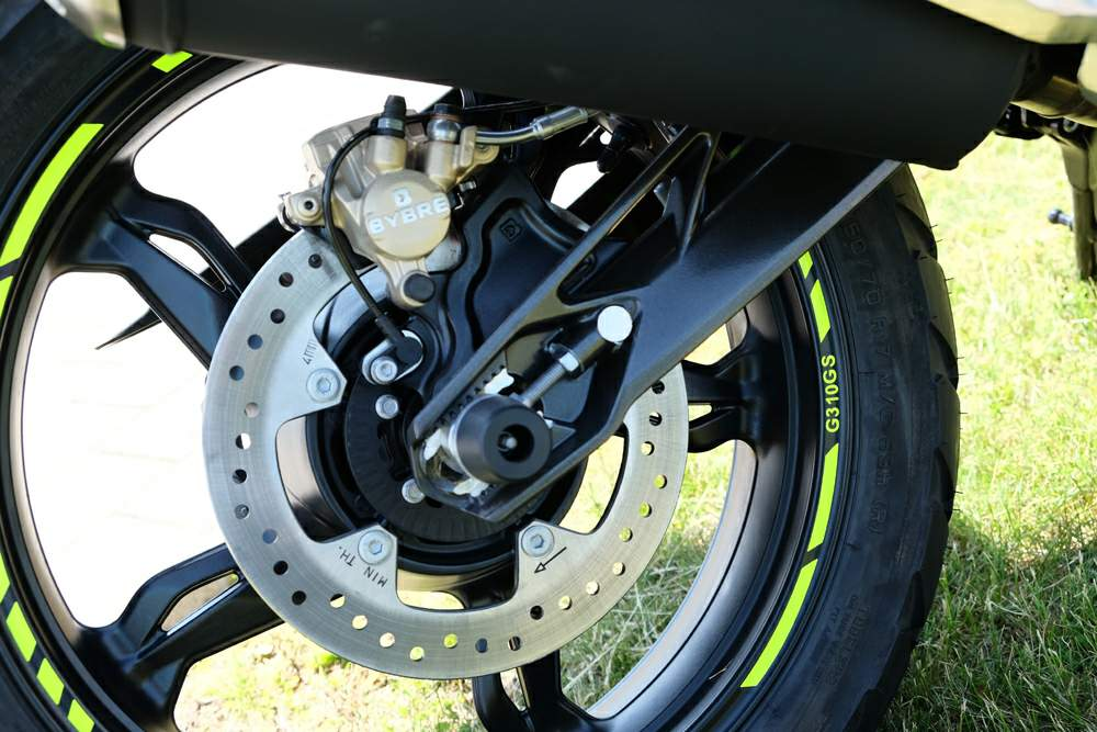BMW G310GS Conversion by Hornig For Sale Specifications, Price and Images