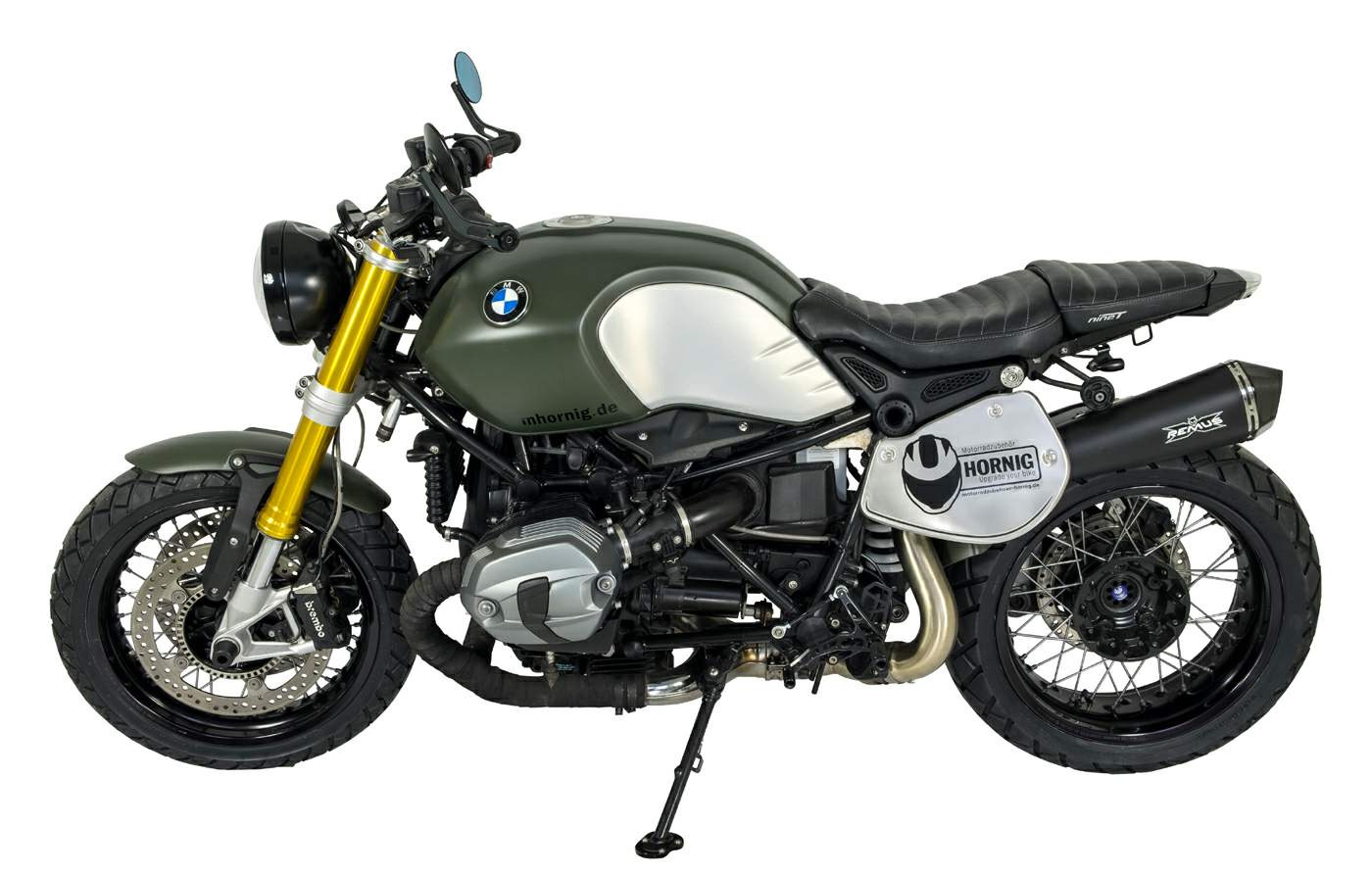 BMW R nineT conversion kit by  Hornig For Sale Specifications, Price and Images