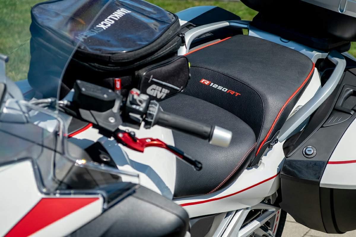 BMW R1250RT by Hornig For Sale Specifications, Price and Images