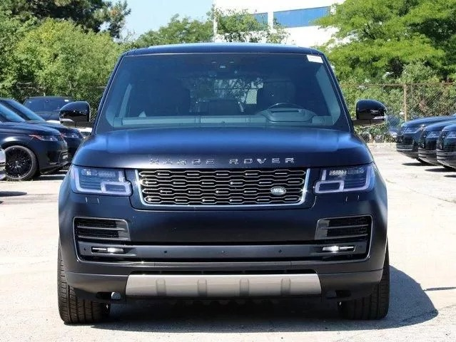 2020 Range Rover SV For Sale Specifications, Price and Images