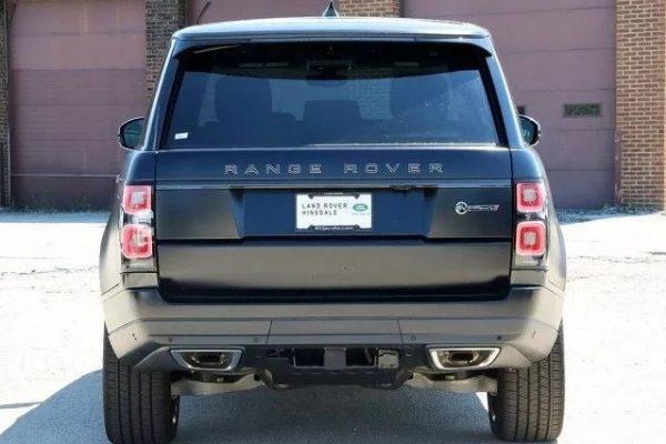 2020 Range Rover SV