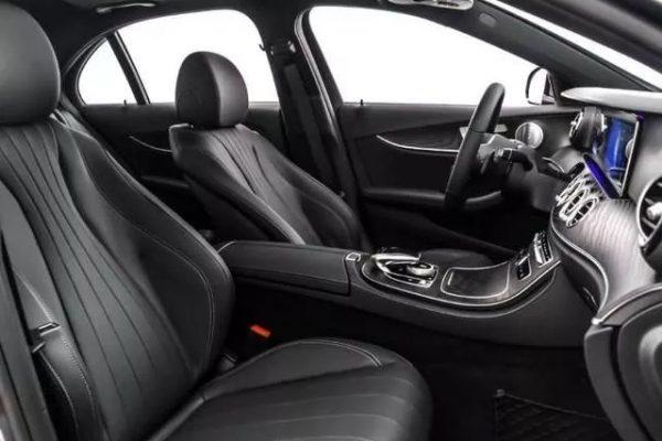 2020 Mercedes-Benz E 350, Gray Metallic