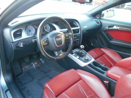 2008 Audi S5 4.2 quattro