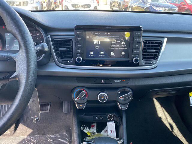 2020 Kia Rio LX For Sale Specifications, Price and Images