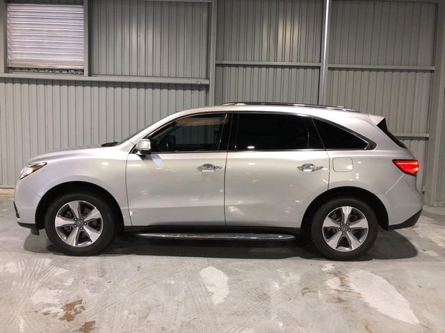 2014 Acura MDX 3.5L For Sale Specifications, Price and Images