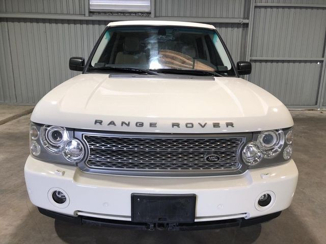 2008 Land Rover Range Rover HSE For Sale Specifications, Price and Images