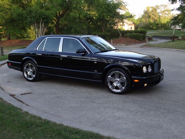 2009 Bentley Arnage T For Sale Specifications, Price and Images
