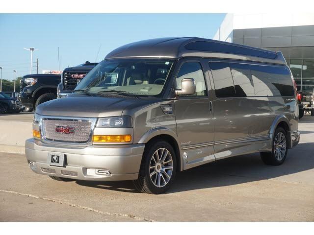 2019 GMC Savana 2500 Work Van