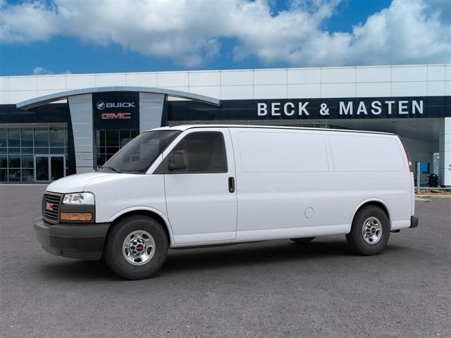 2020 GMC Savana 3500 Work Van