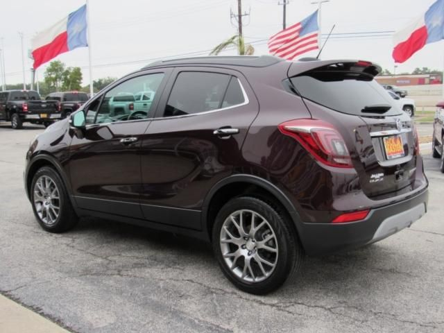 2018 Buick Encore Sport Touring For Sale Specifications, Price and Images