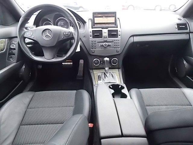2010 Mercedes-Benz C 63 AMG