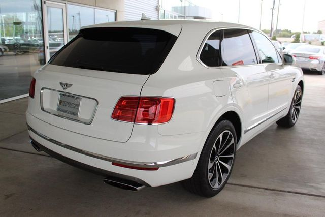 2018 Bentley Bentayga Mulliner For Sale Specifications, Price and Images