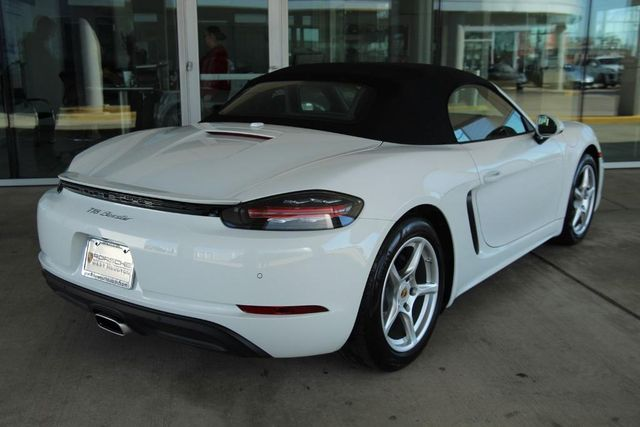 2018 Porsche 718 Boxster Base For Sale Specifications, Price and Images