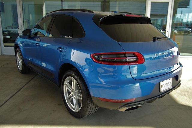 2017 Porsche Macan Base For Sale Specifications, Price and Images
