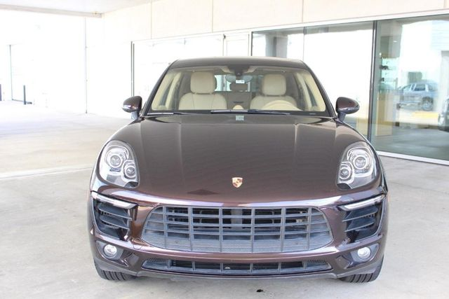 Certified 2015 Porsche Macan S