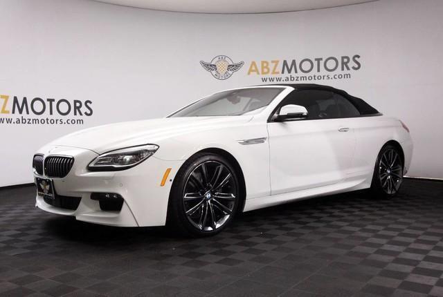 2017 BMW 650 i