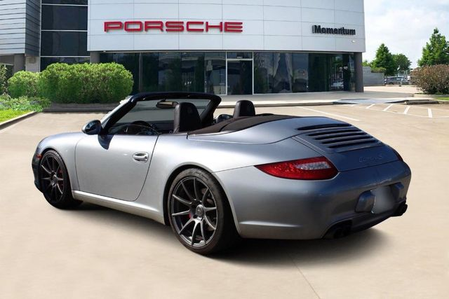 2009 Porsche 911 Carrera S Cabriolet For Sale Specifications, Price and Images