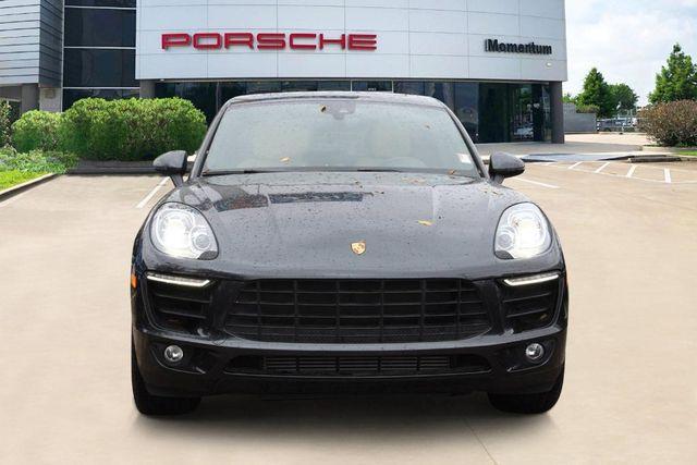 2018 Porsche Macan Sport Edition
