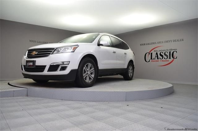 Certified 2016 Chevrolet Traverse 2LT