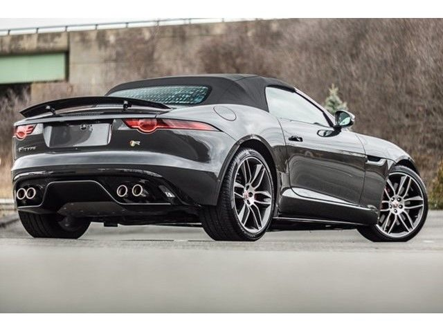 Certified 2019 Jaguar F-TYPE R CONVERTIBLE For Sale Specifications, Price and Images